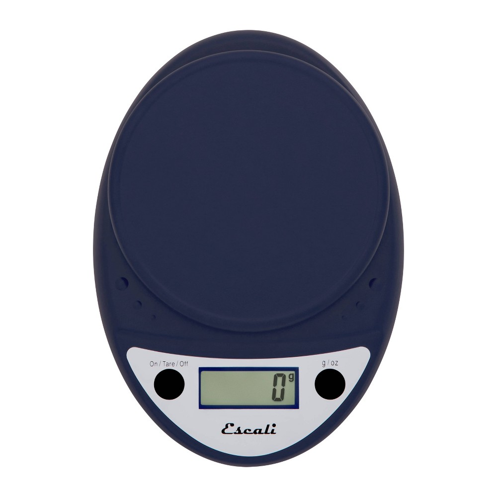 Image of Escali Primo Digital Kitchen Scale Blue