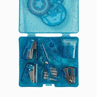 Mini Supply Kit Flat Box Kawaii Captain America - Yoobi™