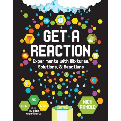 Get a Reaction - (Hands-On Science) by  Nick Arnold (Hardcover) - image 1 of 1