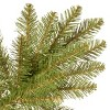 7.5ft National Christmas Tree Company Dunhill Fir Hinged Full Artificial Christmas Tree - image 2 of 4