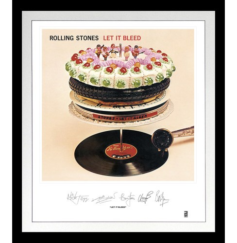 Rolling stones - Rolling stones:Let it bleed lithogra (Vinyl) - image 1 of 1
