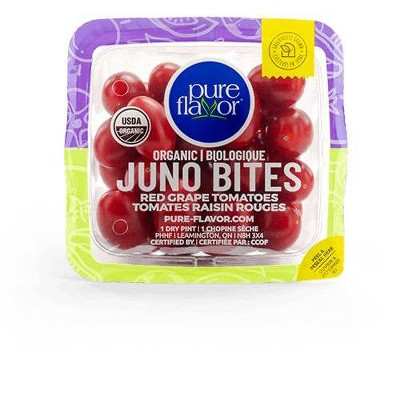 Organic Red Grape Tomatoes - 10oz Package