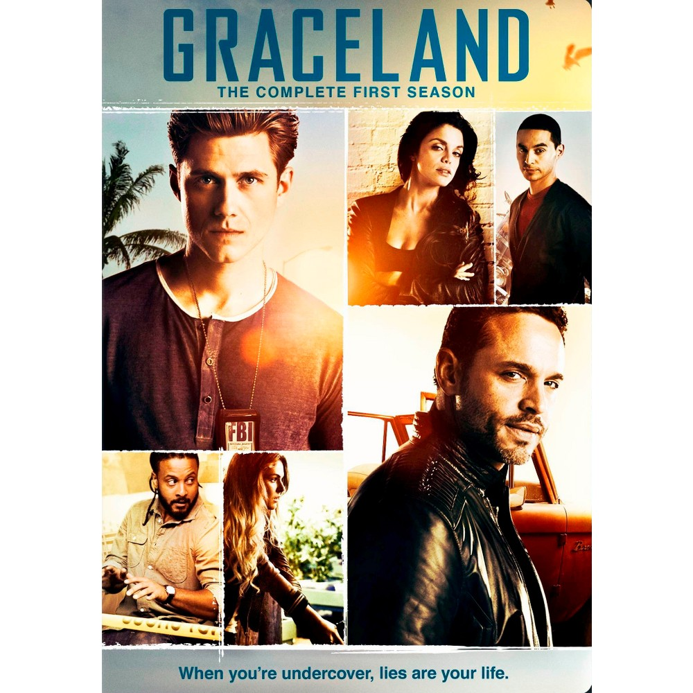 Graceland: The Complete First Season [3 Discs]