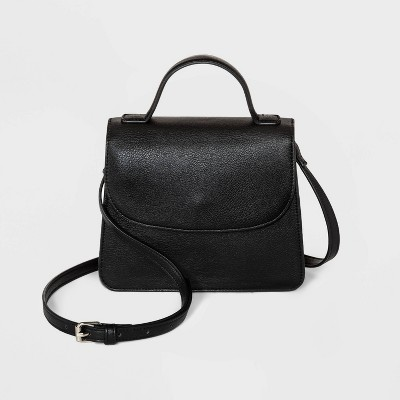 Structured Crossbody Bag - Wild Fable™