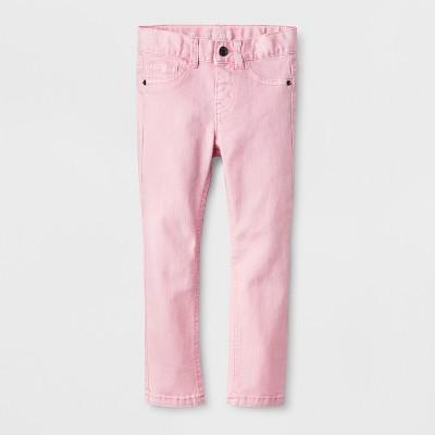 Toddler Girls' Jeans - Cat & Jack™ Pink Rose 18M