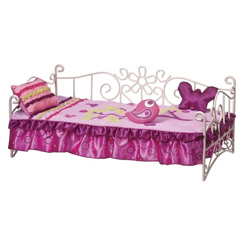 Our Generation® Scrollwork Bed - image 1 of 3