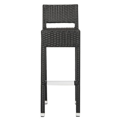 Landry Indoor/Outdoor Stacking Counter Stool   Safavieh