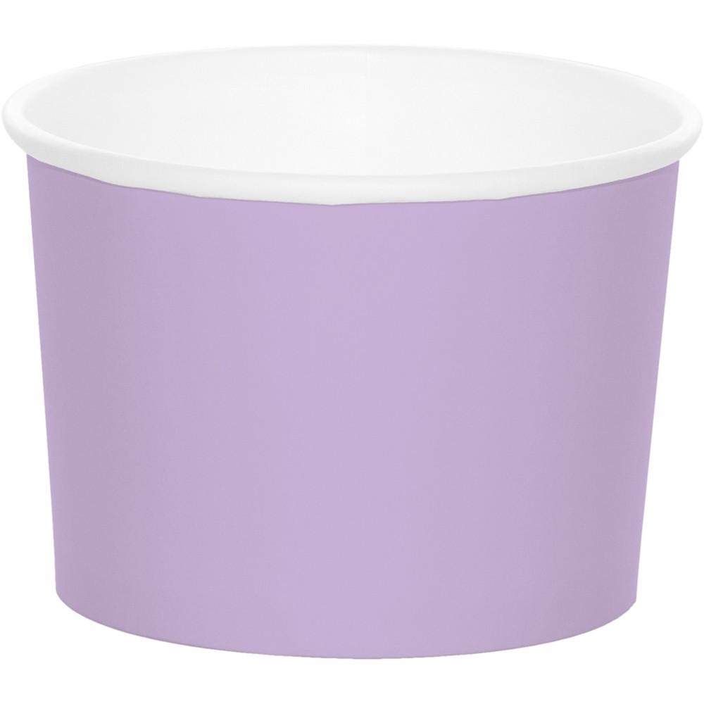 10ct Purple Paper Treat Cups - Spritz