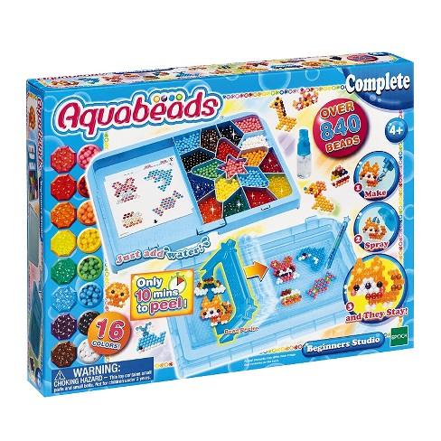 Aquabeads Complete Beginners Studio - image 1 of 3