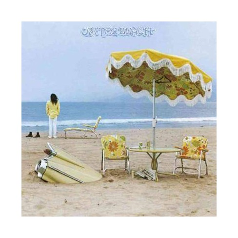 Neil Young - On The Beach (Vinyl) - image 1 of 1