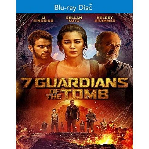 7 Guardians Of The Tomb (Blu-ray) - image 1 of 1