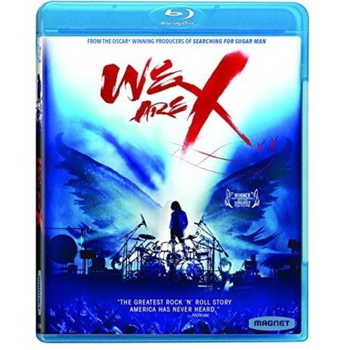 We Are X (Blu-ray) - image 1 of 1