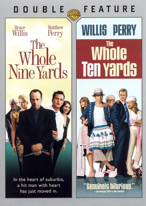 The Whole Nine Yards/The Whole Ten Yards (dvd_video) - image 1 of 1