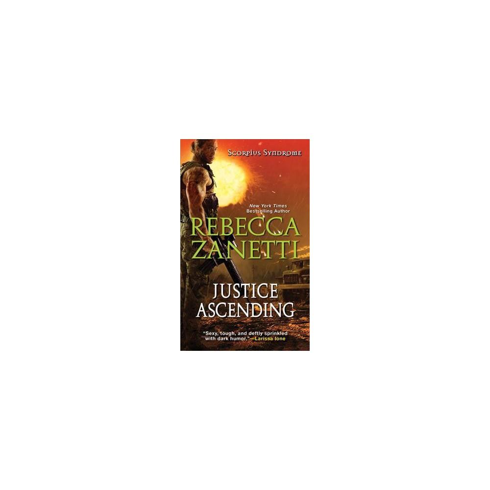Justice Ascending (Paperback) (Rebecca Zanetti)