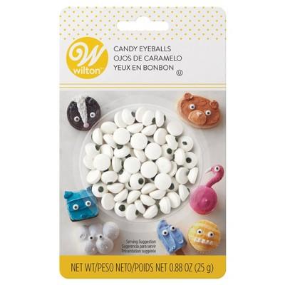 Wilton Candy Eye Balls - 0.88oz