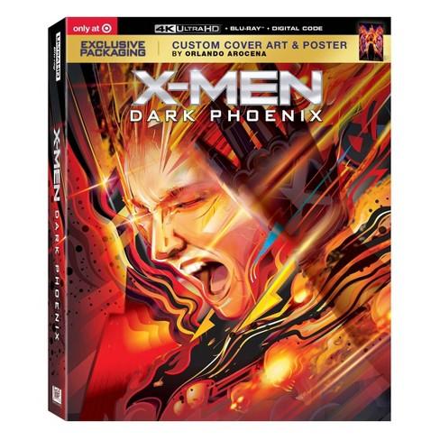 X-Men:Dark Phoenix (Target Exclusive) (4K/UHD) - image 1 of 2