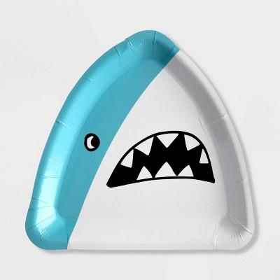 10ct Shark Snack Plate - Spritz™