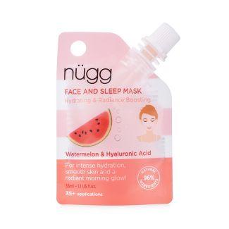 nügg Watermelon Sleep and Face Mask - 1.1 fl oz