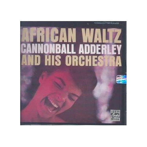 Cannonball Adderley - African Waltz (CD) - image 1 of 1