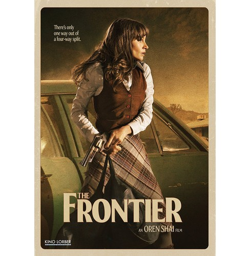 Frontier (DVD) - image 1 of 1