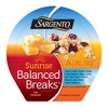 Sargento Sunrise Balanced Breaks with Cheese and Quinoa Clusters - 3pk/1.45oz Snacks - image 4 of 4