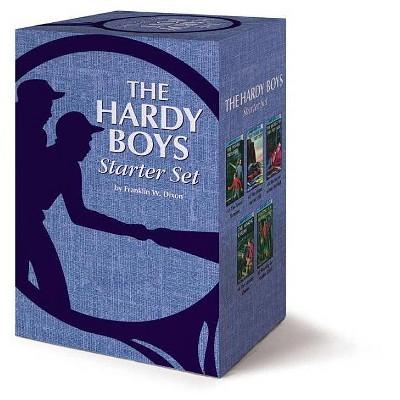 Hardy Boys Starter Set, the Hardy Boys Starter Set - by  Franklin W Dixon (Mixed Media Product)
