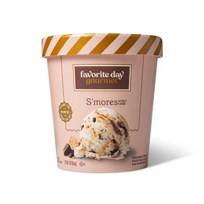 S'mores Ice Cream - 16oz - Favorite Day™