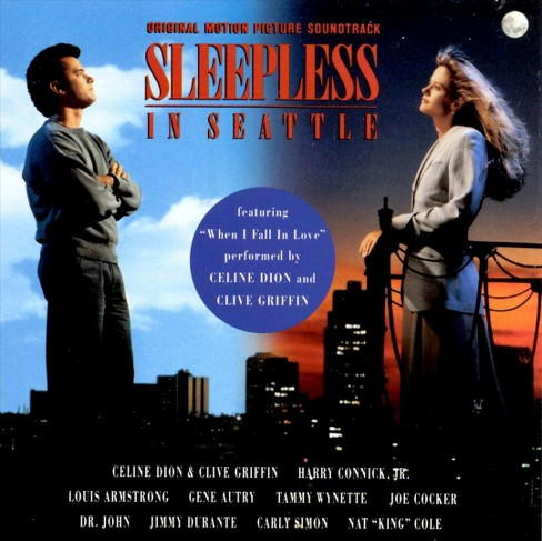 Various - Sleepless in seattle (Ost) (CD) - image 1 of 1