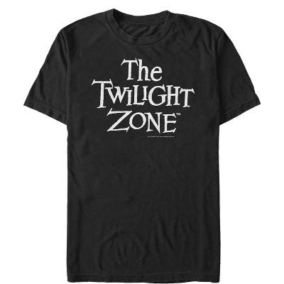 Men's The Twilight Zone Classic Logo T-Shirt