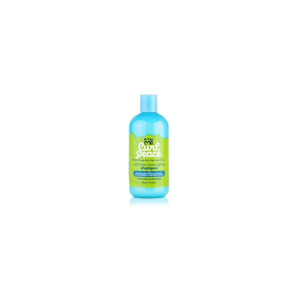 Image of Just For Me Curl Peace Ultimate Hair Detangling Shampoo - 12 fl oz