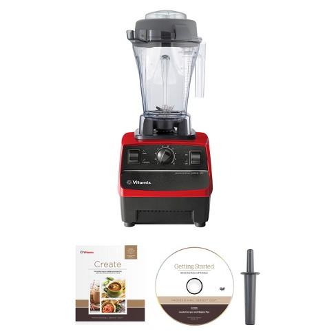 Vitamix Professional Series 200 Blender Red 3480 Target