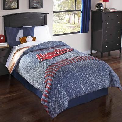Grand Slam Comforter Set - Riverbrook Home