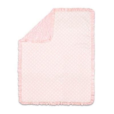 Rose Blanket by The Peanutshell