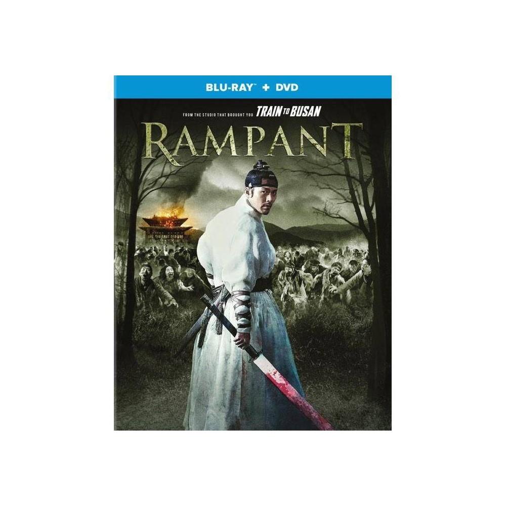 Rampant Blu Ray