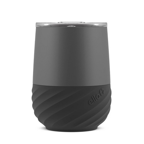 Ello Clink 12oz Vacuum Insulated Stainless Steel Wine Tumbler with Silicone Boot and Lid - image 1 of 4