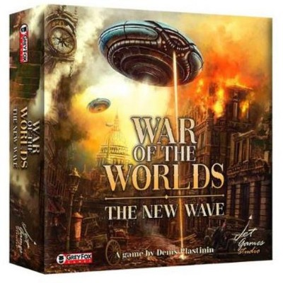 War of the Worlds - The New Wave Board Game
