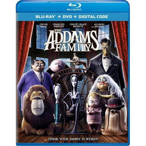 The Addams Family (Blu-ray + DVD) - image 1 of 1