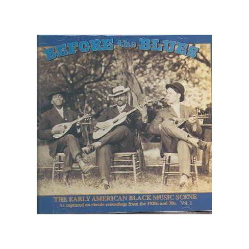 Various - Before the Blues Vol. 02 (CD) - image 1 of 1