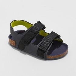 610a63b626e7d $13.59. Toddler Boys' Keenan Footbed Sandals - Cat & Jack™ Navy. $6.39. Toddler  Boys' Leo Flip Flop ...