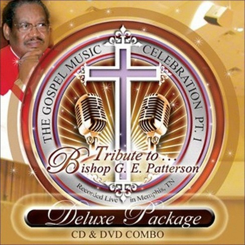 Various - Tribute to bishop g.E. patterson (CD) - image 1 of 2