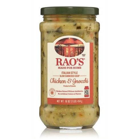 Rao's Soup Chicken Gnocci - 16oz - image 1 of 3