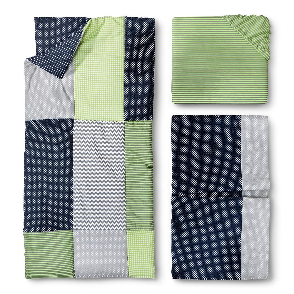 Trend Lab 3pc Crib Bedding Set Ndash Perfectly Preppy