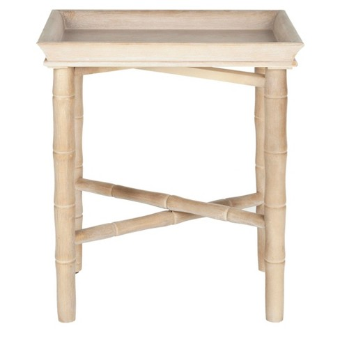 Norton End Table Wood - Safavieh® - image 1 of 4