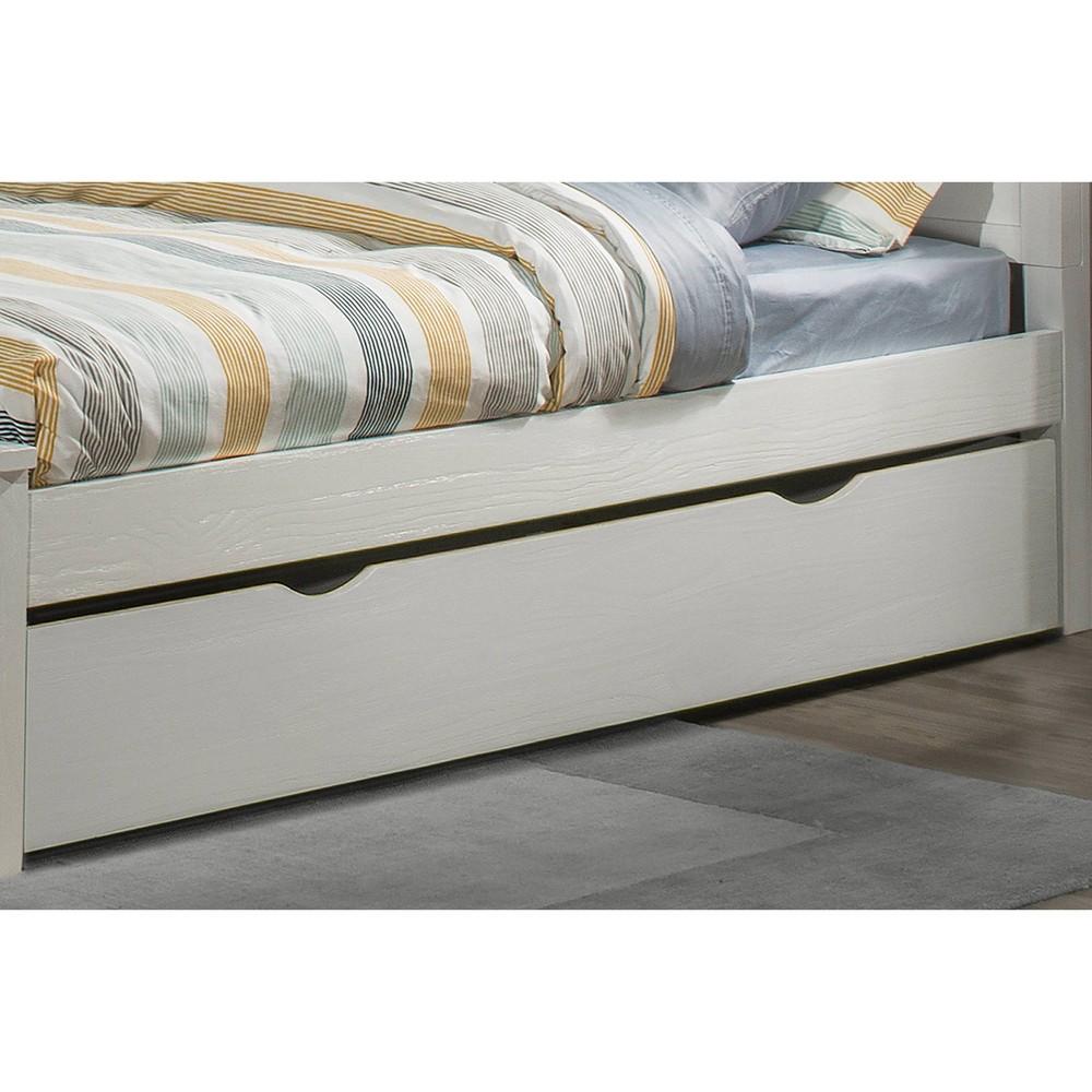 Highlands Trundle White Hillsdale Furniture