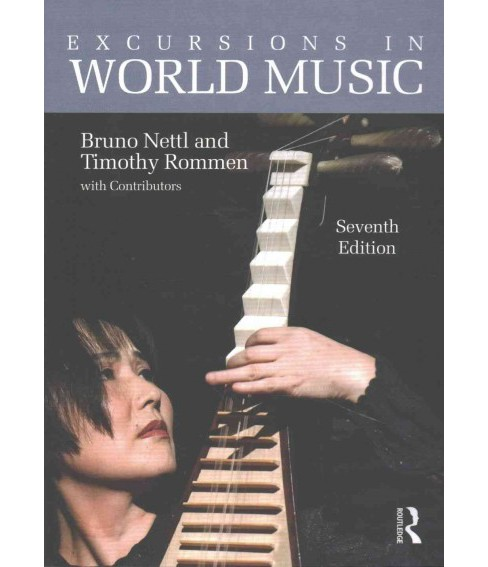 Excursions in World Music (CD/Spoken Word) - image 1 of 1