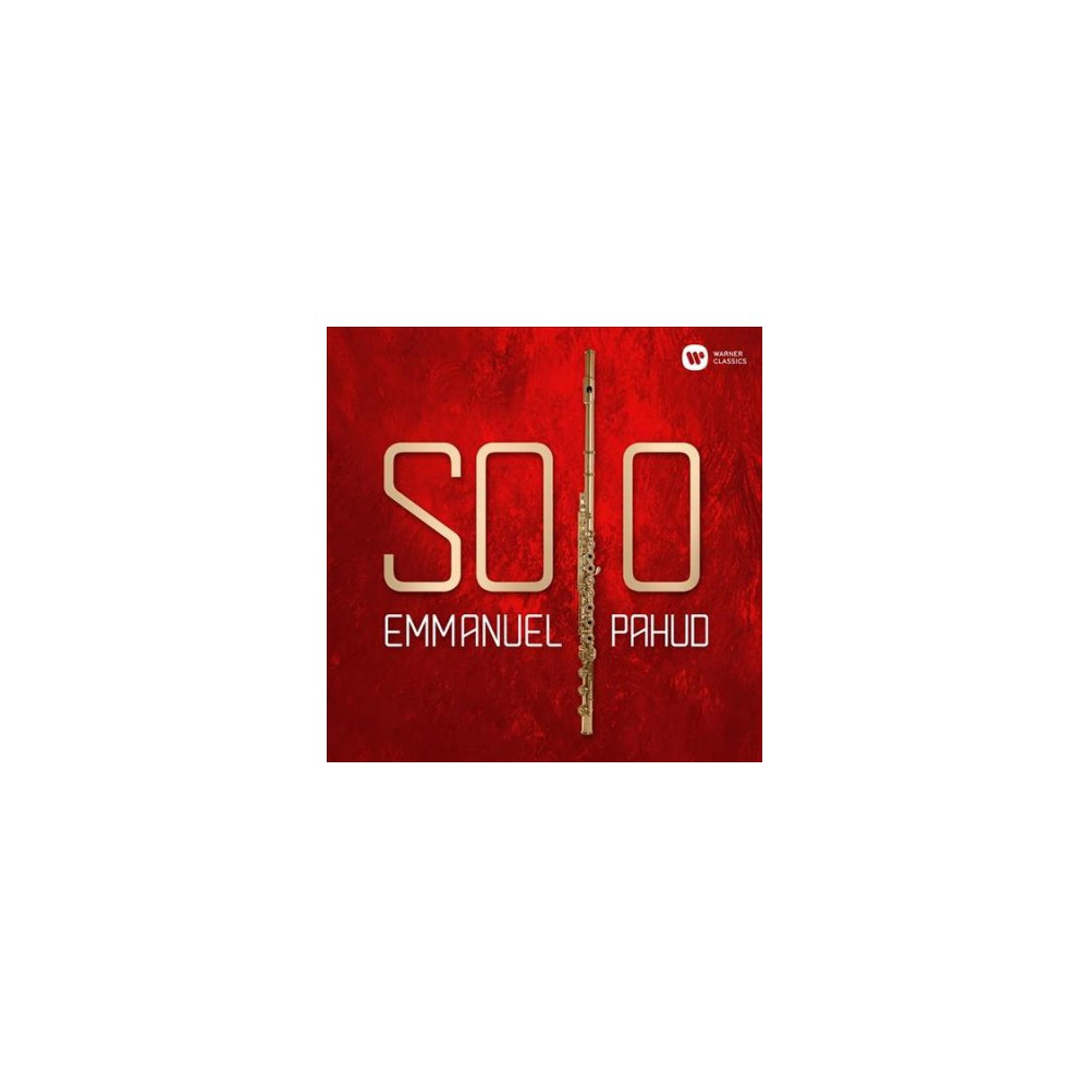 Emmanuel Pahud - Solo (CD)