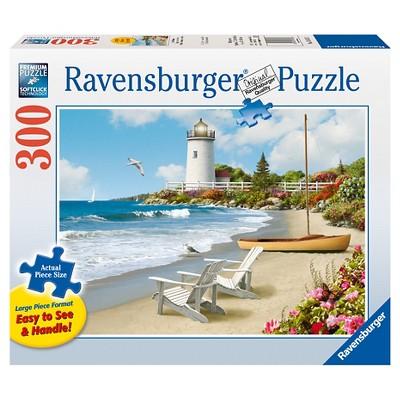 Ravensburger Sunlit Shores Puzzle 300pc