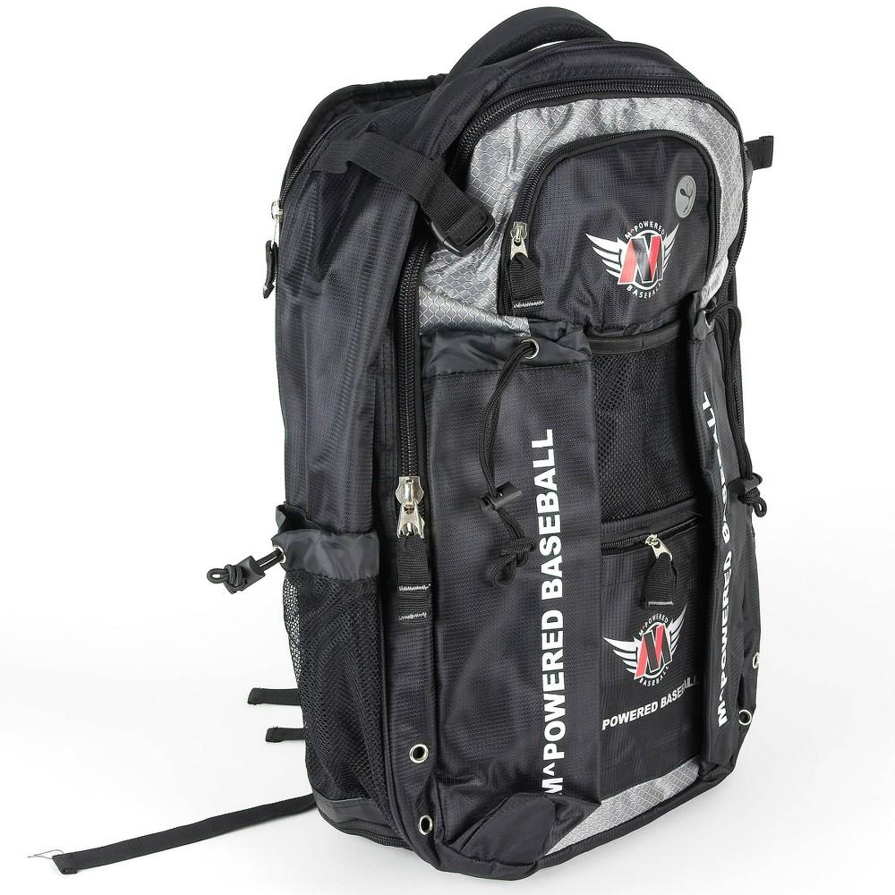 Mpowered Baseball Ergonomically Designed Custom Bat 28 39 39 Backpack Black
