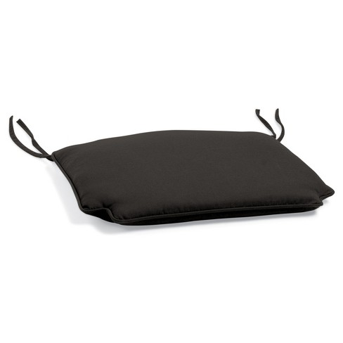 Sunbrella Outdoor Cushion For Franklin Rocking Chair Black