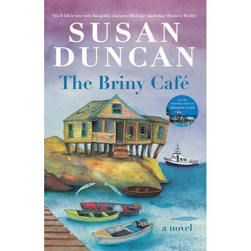 The Briny Cafe - by  Susan Duncan (Paperback) - image 1 of 1